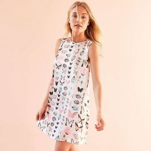 Brand new with tags dreamy butterfly dress